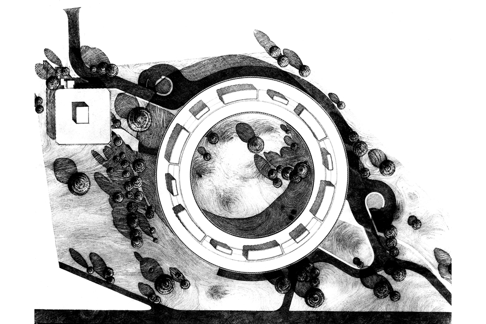 Glaverbel atelier darchitecture de genval