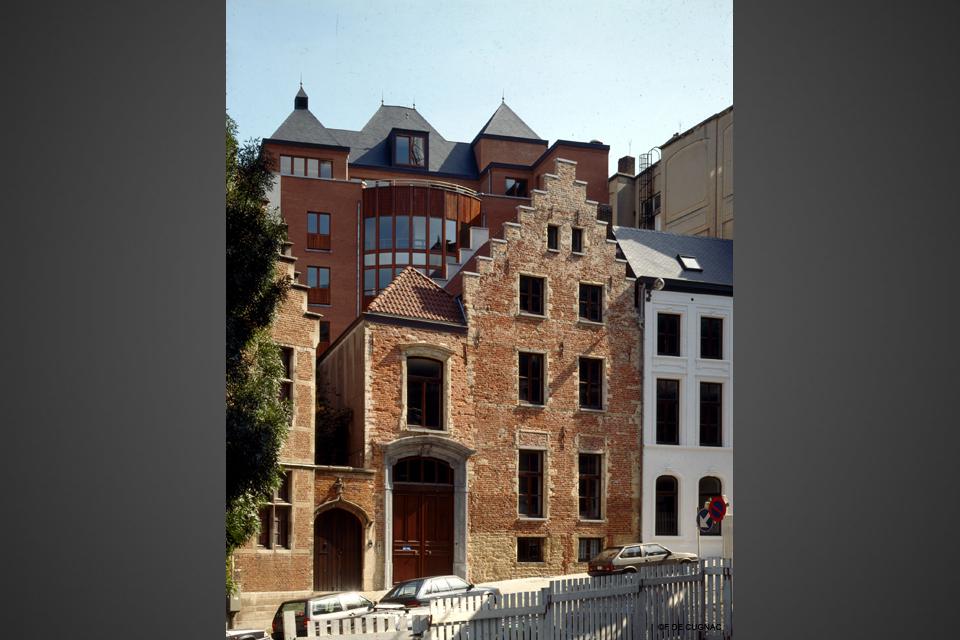 Bois sauvage atelier d 39 architecture de genval - Jonquille sauvage des bois ...